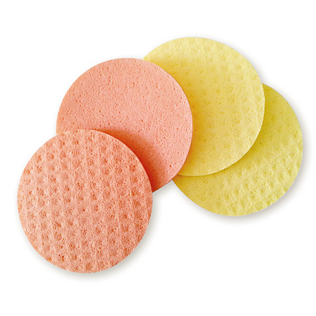 Amber Facial Cloth Discs