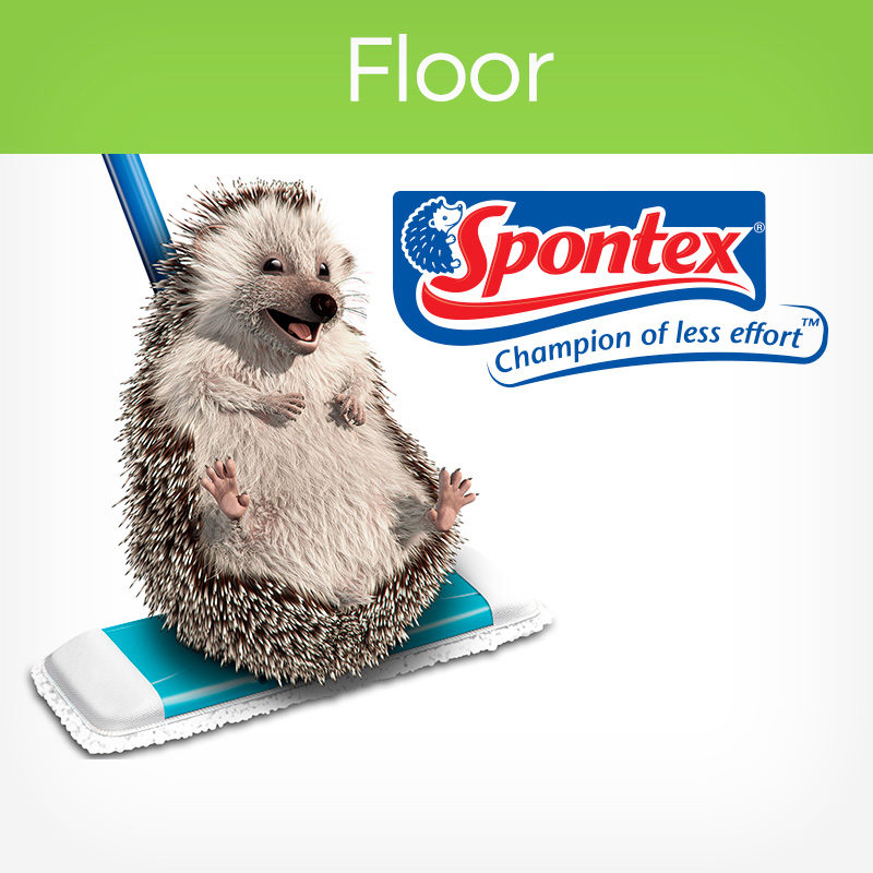 Spontex Floor Products