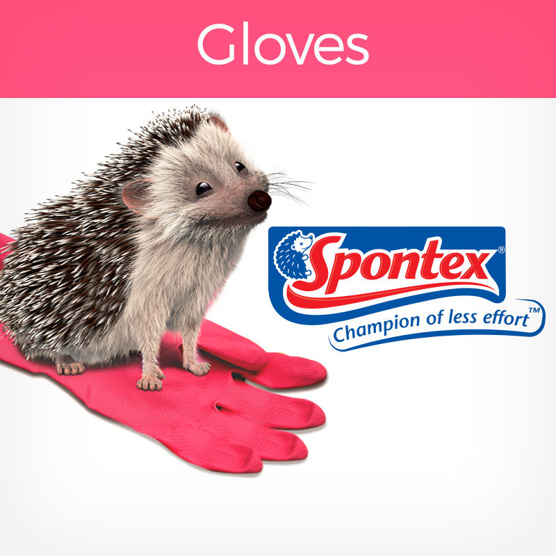 Spontex Gloves Products