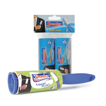 Textile Sticky Roller & Refill