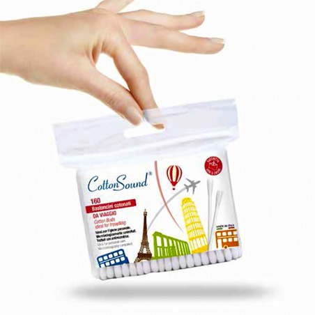 Travel Pack Cotton Buds