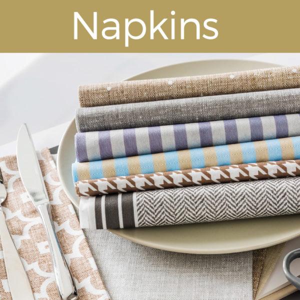 Napkins - 40 x 40cm -10 Pack