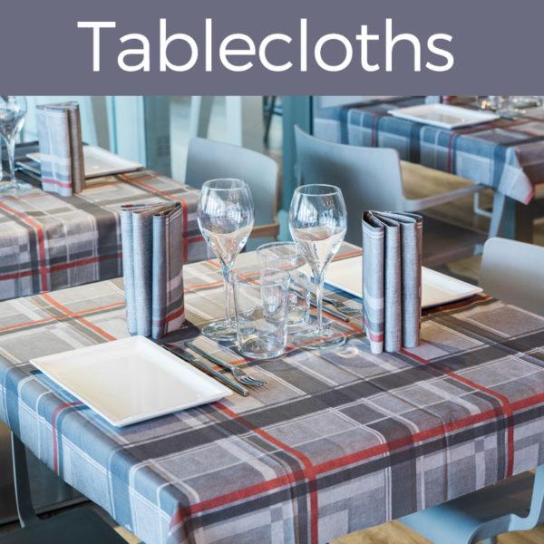Tablecloths - 100 x 100cm - Single Pack