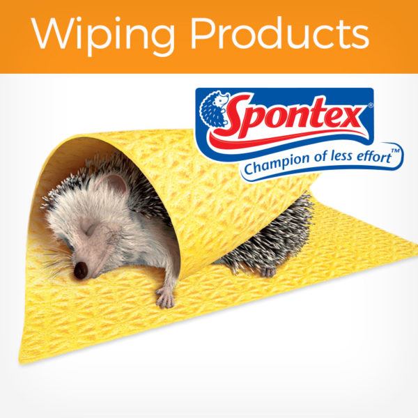 Spontex Wiping Products