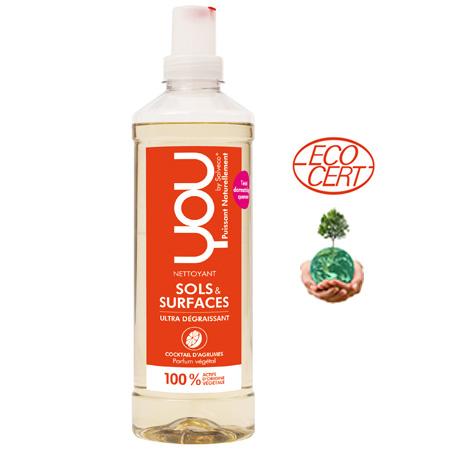 Citrus Fruit Cocktail - Multipurpose Cleaner 1lt