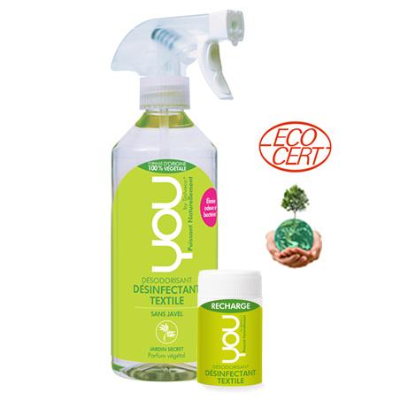 Secret Garden - Disinfectant Fabric Refresher