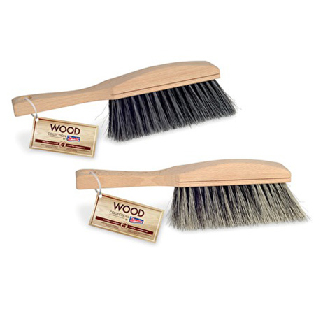 Wood Collection Hand Brush