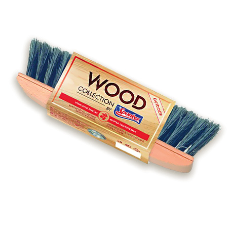 Wood Collection - Outdoor Broom