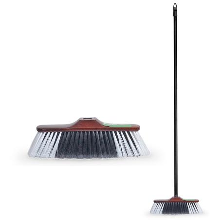2 Tone Floor Broom