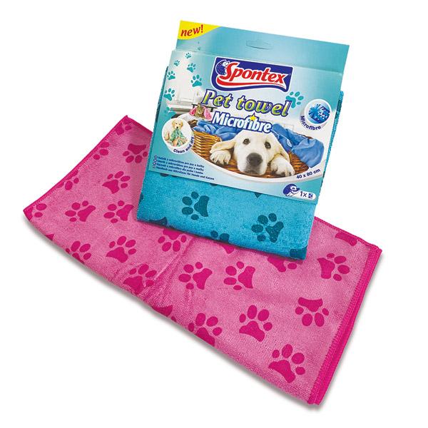 Microfibre Pet Towel