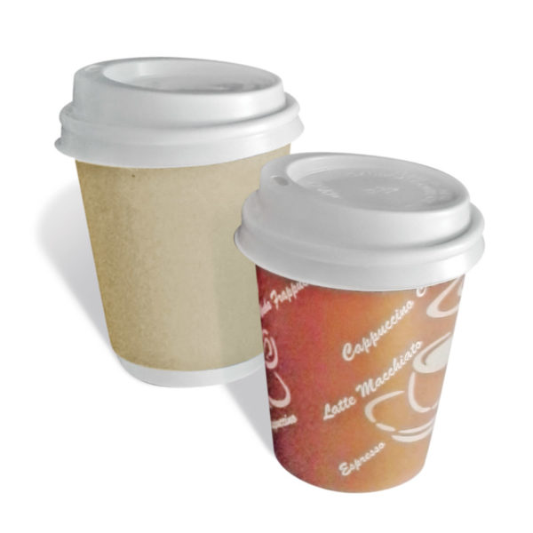 Compostible Paper Cup